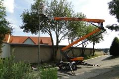 Bilder Baustelle Fa. Preissinger Bau